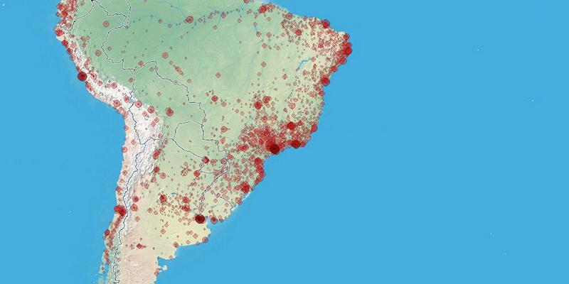 Brazil Stanovnistvo