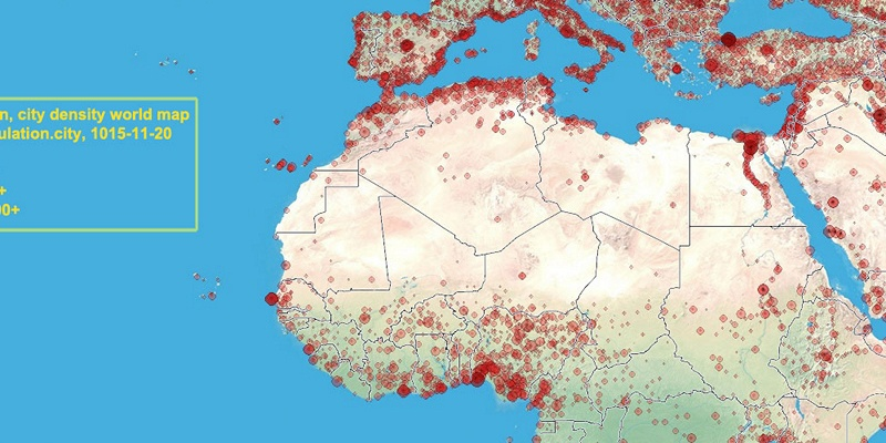 Mauritanija Stanovnistvo