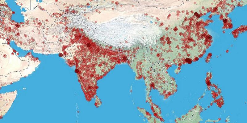 Banglades Stanovnistvo